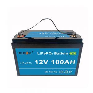 סוללת ליתיום יון 12V 200Ah LiFePO4 4S33P נטענת 12V 200Ah סוללת ליתיום יון 32700 סוללת LiFePO4