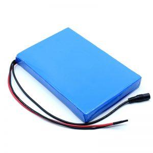 סוללת ליתיום 18650 12V 10AH לאופניים חשמליים