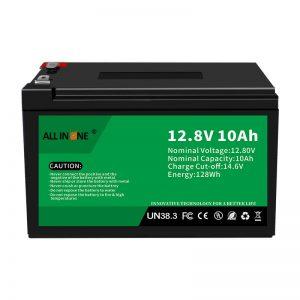 מארז סוללות ליתיום יון 12.8V 10Ah LiFePO4 12V 10Ah