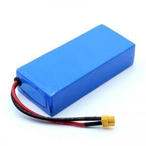 איכות גבוהה נטענת 12 v 12Ah סוללת ליתיום 3S6P חבילות סוללות ליתיום יון