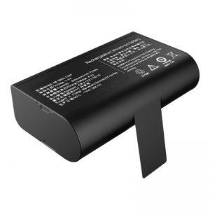 3.6V 5200mAh 18650 סוללת ליתיום יון סוללת LG למכונת קופה ידנית