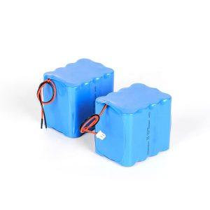 סוללת ליתיום נטענת מותאמת אישית 18650 פריקה גבוהה 3s4p 12v סוללת ליתיום