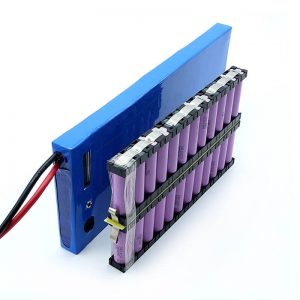 ALL IN ONE סיטונאי 12S2P 18650 סוללת ליון 44.4V 6Ah ללוח סקייטבורד חשמלי