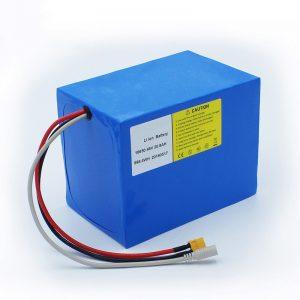 סוללת ליתיום 18650 48V 20.8AH לאופניים חשמליים וערכת אופניים אלקטרונית