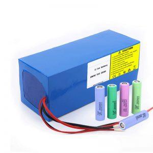 סוללת ליתיום 18650 72V 20Ah קצב פריקה עצמית נמוך 18650 72 v 20ah סוללת ליתיום לאופנועים חשמליים