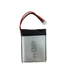 3.7V 2300mAh מכשירי בדיקה וציוד סוללות ליתיום פולימריות AIN104050