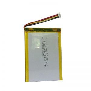 516285 3.7V 4200mAh סוללת ליתיום מכשיר ביתי חכם