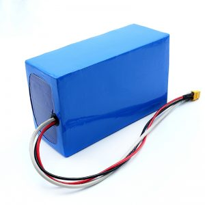 ליתיום נטענת 36V 10Ah Li -on 18650 סוללת סקייטבורד חשמלית