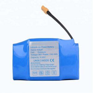 הנמכר ביותר 36v 4400 mah 10s2p סוללה ליתיום רחף