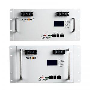 """בסה""""כ סוללה ליתיום LiFePo4 סוללת ליתיום 48V 100Ah 150Ah 200Ah עם מחזור עמוק 10 קילו -וואט 7KWH 5kwh אחסון אנרגיה גיבוי סולארי"""