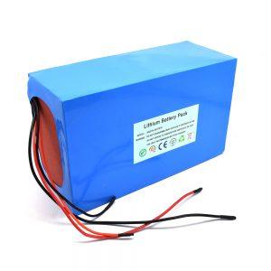 מארז סוללות ליתיום 48v / 20ah לקטנוע חשמלי