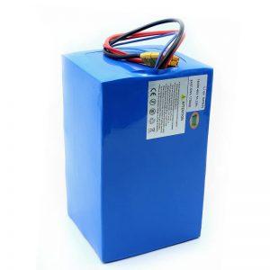 אספקת מפעל באיכות גבוהה סוללת lifepo4 48v 40ah לאופניים חשמליים