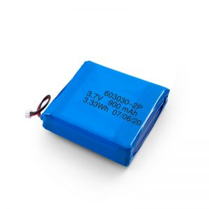 3.7V 450 530 550 700 750 800 900Mah סוללה Li-Po Lipo נטענת בהתאמה אישית