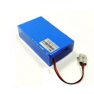 חבילות סוללות ליתיום יון סוללה לקטנוע חשמלי 60v 12ah