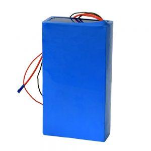 סוללת ליתיום נטענת 60v 12ah לקטנוע חשמלי
