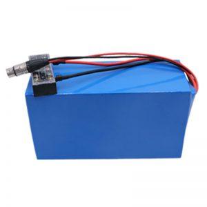 סוללת ליתיום מותאמת אישית סוללת אופנוע חשמלית 60V 20Ah