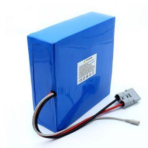 60 וולט 30Ah 50Ah סוללת ליתיום סוללת ליתיום לקטנוע חשמלי