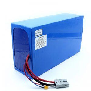 18650 72v 100Ah סוללה לאופנוע חשמלי