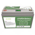 ALL IN ONE מחזור עמוק 12V100Ah LiFePO4 סוללה עם BMS אינטליגנטי לאחסון אנרגיה ביתי
