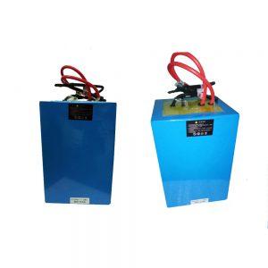 LiFePO4 סוללה נטענת 150AH 24V למערכת סולארית / רוח