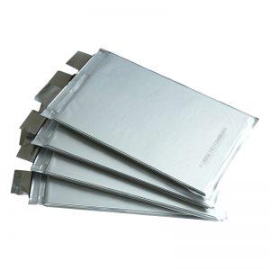 LiFePO4 סוללה נטענת 3.2V 10Ah חבילה רכה 3.2 v 10Ah LiFePo4 תא סוללת ליתיום ברזל פוספט נטענת