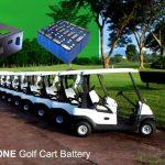 סוללות עגלת הגולף הטובות ביותר: ליתיום נגד. חומצת עופרת
