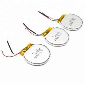 LiPO סוללה מותאמת אישית 403533 3.7V 400mAH