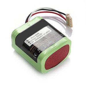 Beston Scooba Mint5200B 7.2V החלפת 3Ah סוללה נטענת Ni-MH סוללה עבור iRobot שואב אבק